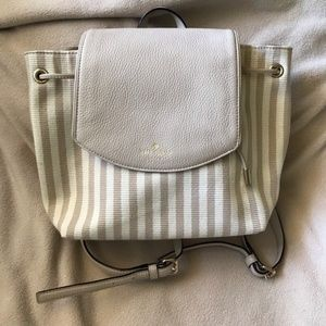 KATE SPADE SMALL BREEZY STREET MULBERRY BACKPACK